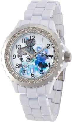 Disney Tinker Bell Women's Enamel Watch