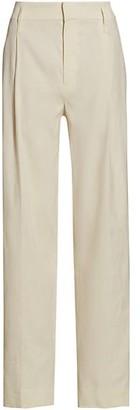Brunello Cucinelli Linen Blend Pants