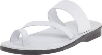 Jerusalem Sandals Women's Zohar Rubber Slide Sandal
