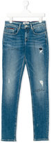 Tommy Hilfiger Junior teen distressed jeans