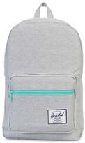 Herschel Men's Pop Quiz Crosshatch Backpack - Grey