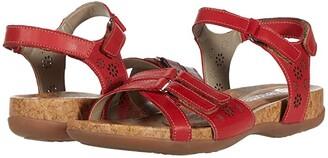Rieker R3269 Juno 69 (Flamme) Women's Shoes