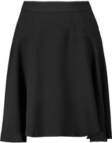 A.L.C. Paige crepe mini skirt