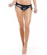 Gianni Bini Floral Lace Up Bottom