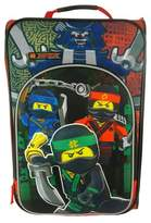 "Lego Ninjago 18"" 3D Luggage - Red/Black"