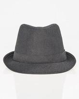 Le Château Viscose Blend Fedora Hat