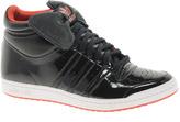 adidas Top Ten Hi Sleek Bow Black Sneakers