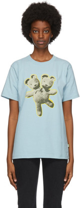 Marc Jacobs Blue Heaven by Double-Headed Teddy T-Shirt