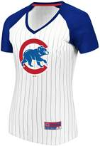 Majestic Women's Chicago Cubs Jersey Tee