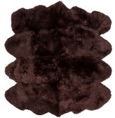 Surya Genuine Sheepskin Handcrafted Rug