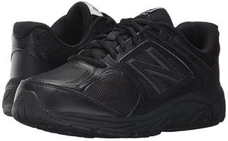 New Balance WW847v3 (Black/Black) Women's Walking Shoes
