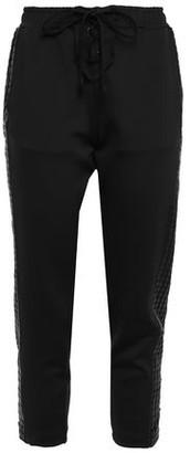 Koral Dale Striped Tech-jersey Track Pants