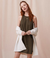 LOFT Lou & Grey Fluid Swing Dress