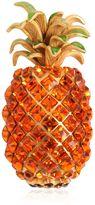 Dolce & Gabbana Pineapple Swarovski Pin