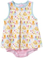 Zutano Jungle Boogie Aline Jumper (Baby) - Multicolor-24 Months