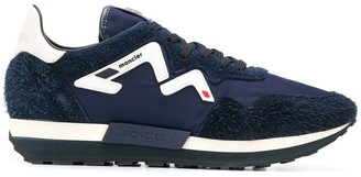 Moncler Logo Patch Low-Top Sneakers