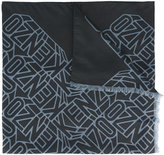 Kenzo Flying scarf - women - Modal/Silk - One Size