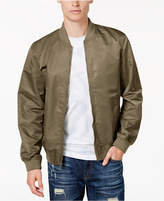 American Rag Men's Nylon Bomber Jacket, Created for Macy's