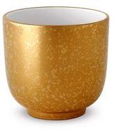 L'OBJET Alchimie 24K Gold Cache Pot