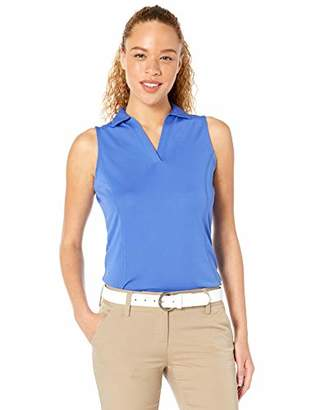 PGA TOUR Women's Sleeveless Airflux Polo Shirt