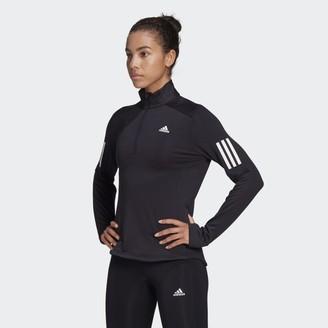 adidas Own the Run 1/2 Zip Warm Sweatshirt