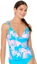 So Mix and Match Floral Tankini Top