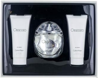 Calvin Klein Women's Obsessed Gift Set 3Pc