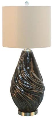 Jeco Iron Table Lamp