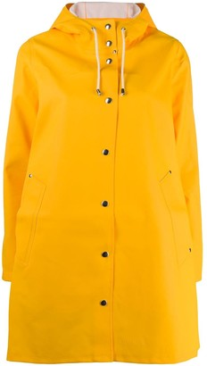 Stutterheim Fitted Hooded Raincoat
