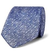 Richard James 8cm Woven Silk Tie