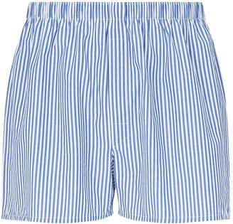 Sunspel Striped Boxer Shorts