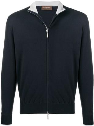 Doriani Cashmere Zipped Sweater