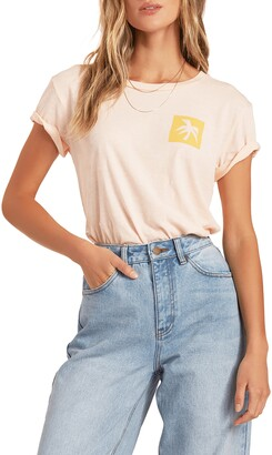 Billabong Shine On Graphic Tee