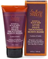 Shea Moisture for Women Honey & Black Seed after shave smoothing moisturizer, 4 Fluid Ounce