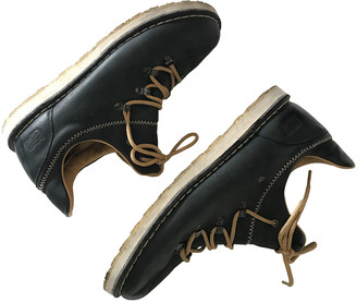 Onitsuka Tiger by Asics Black Leather Boots