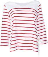 Semi-Couture Semicouture Striped Sweatshirt