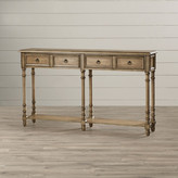 August Grove Eleanor Console Table