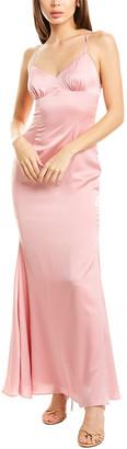 Fame & Partners The Trine Maxi Dress
