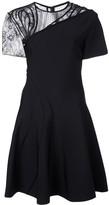 Oscar de la Renta embroidered dress