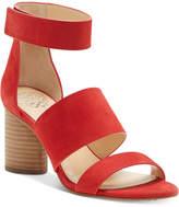 Vince Camuto Junette Cylinder-Heel Dress Sandals Women's Shoes