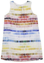 Paul Smith 8-14 Years Tile Print Dress