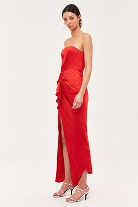 C/Meo MY WAY GOWN red