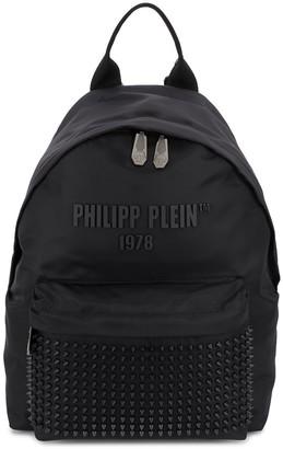 Philipp Plein Stud Detail Backpack
