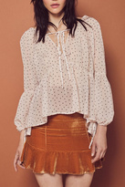 For Love & Lemons Truffles Blouse