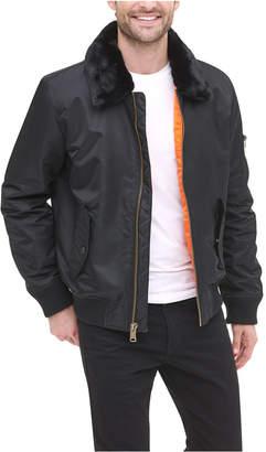 Tommy Hilfiger Men Military Bomber Jacket