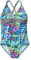 Athleta Girl Jungle Braided One Piece