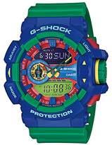 Casio Men's G-Shock GA400-2A Multi Resin Quartz Watch