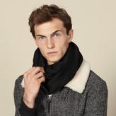 SandroSandro Two-tone reversible scarf