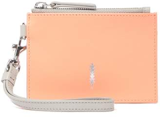 THACKER Amber Small Leather Wallet