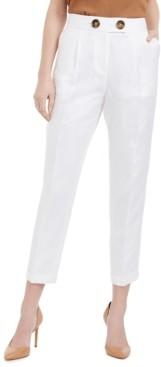 Calvin Klein Petite Slim-Ankle Pants